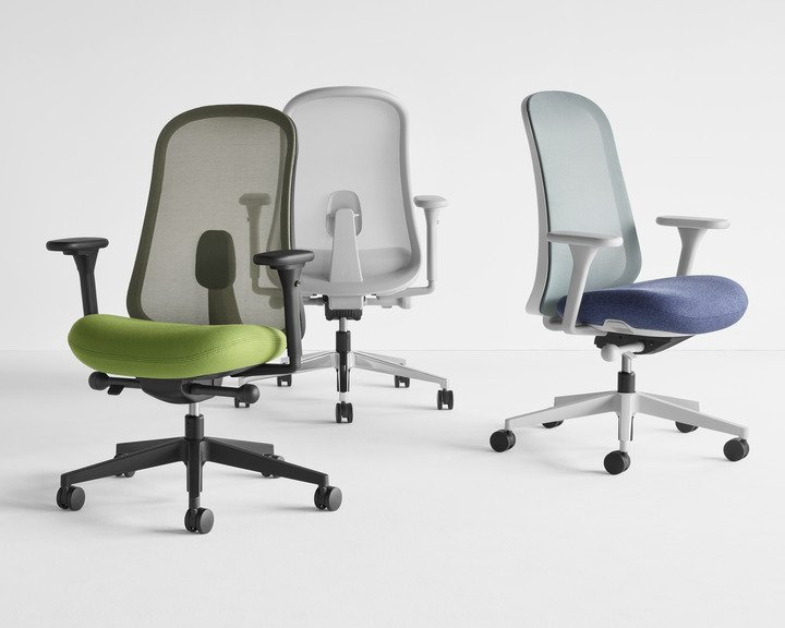 The Lino Chair by Herman Miller