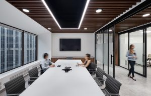 Top 3 projects: State-of-the-art boardroom table and Herman Miller Eames Chairs