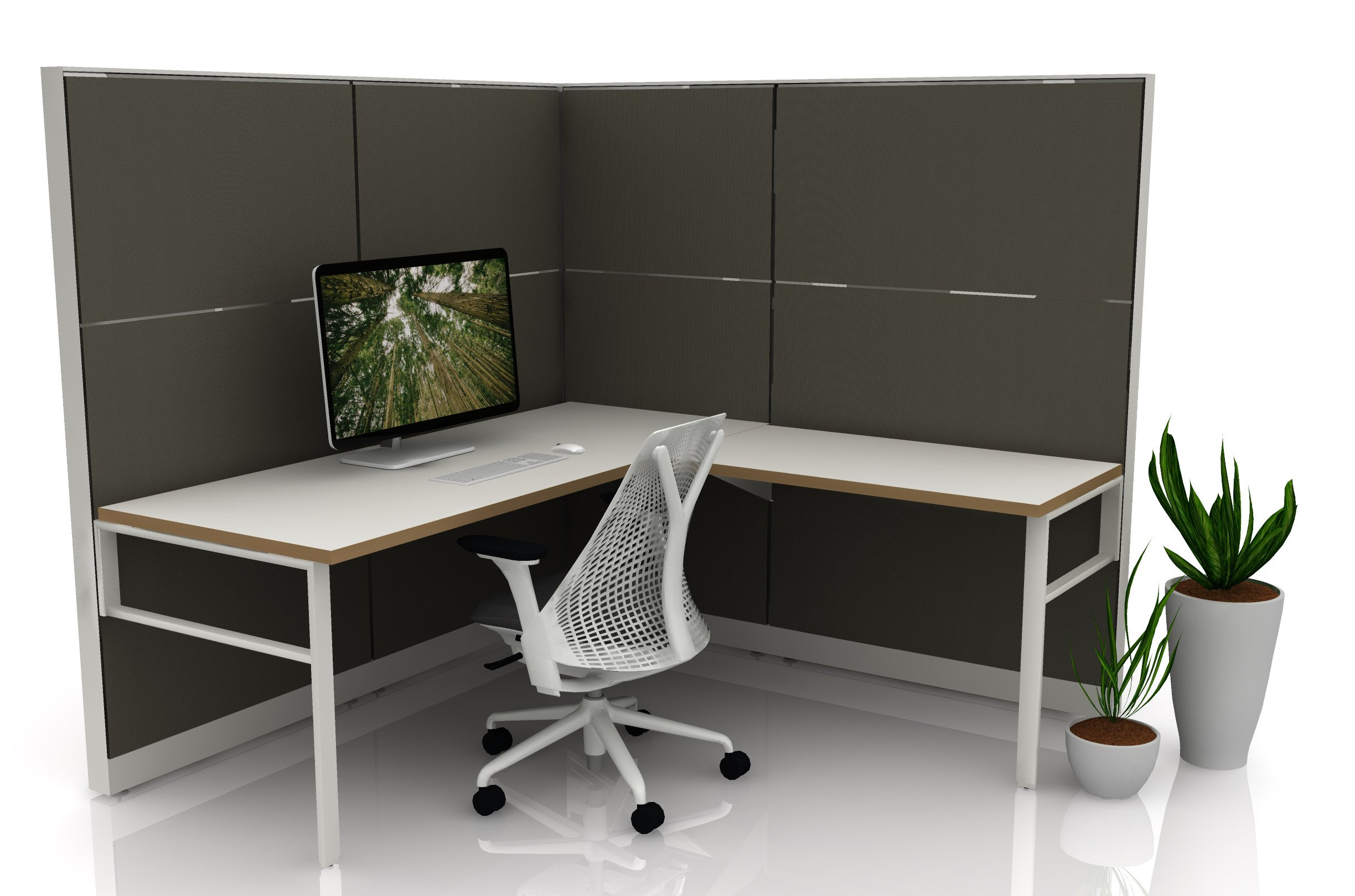 Workspace Stackable Panels